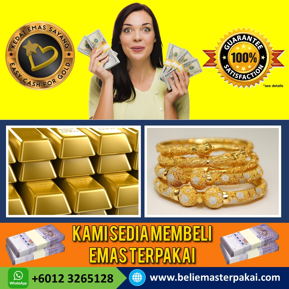 Cash for gold Kajang