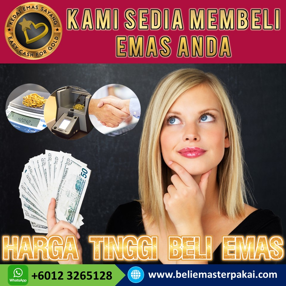 Buy and Sell Gold Kelana Jaya