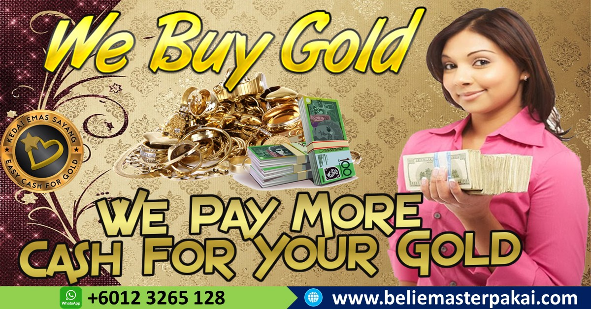 Sell Used Gold